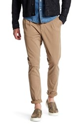 William Rast Bedford Relaxed Tapered Pant 32 Inseam Beige