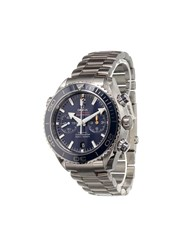 Omega 'Seamaster Planet Ocean' Analog Watch Sapphire