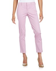 Lord And Taylor Plus Kelly Toast Pants Lilac