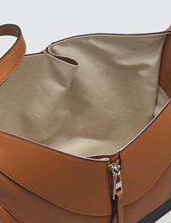 Loewe Hammock Marine Small Bag Brown