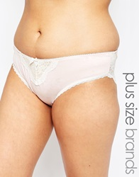 Marie Meili Curve Becky Brief Pink