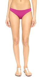 Basta Surf Popoyo Reversible Bikini Bottoms Purple