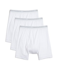 The Men's Store At Bloomingdale's Boxer Briefs Pack Of 3 White