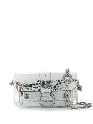 Zadig And Voltaire Kate Wallet Embossed Croc Bag 60