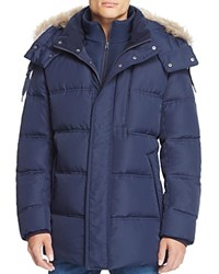 Marc New York Winslow Hooded Down Parka Ink