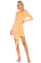 Yfb Clothing Yumi Dress Yellow