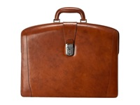 Bosca Partners Brief Amber Briefcase Bags Bronze