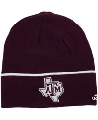 Adidas Texas A And M Aggies Travel Knit Hat
