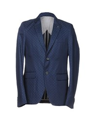 Yes Zee By Essenza Blazers Blue