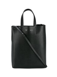 Celine Mini Cabas Shoulder Bag Black