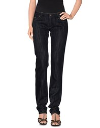 Brian Dales Denim Denim Trousers Women Blue