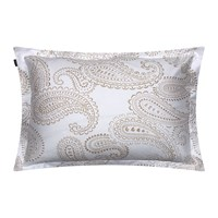 Gant Shadow Paisley Pillowcase 50X75 Dry Sand