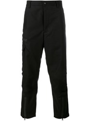 Y 3 Cargo Trousers Black
