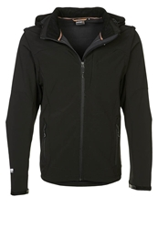 Icepeak Leonidas Soft Shell Jacket Black