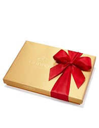 Godiva 36 Piece Ballotin Holiday Chocolate Gift Box No Color
