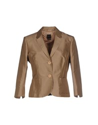 Seventy Suits And Jackets Blazers Women Cocoa