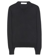 Victoria Beckham Wool Sweater Black