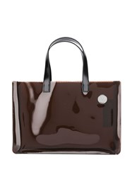 Kara Noon Tote Brown