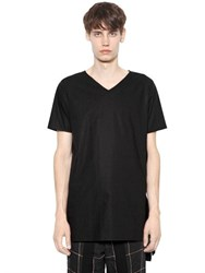 Damir Doma Side Ties Cotton Poplin Shirt