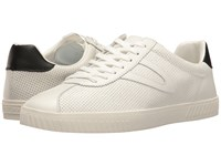 Tretorn Camden 2 White White Black Men's Lace Up Casual Shoes