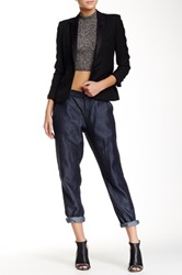 Rich And Skinny Dillon Utility Pant Blue