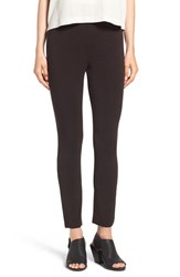 Eileen Fisher Women's Stretch Jersey Ankle Skinny Pants Clove