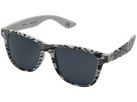 Neff Daily Shades B W Tribal Sport Sunglasses Gray