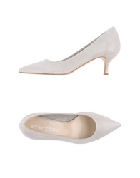 Strategia Pumps Light Grey