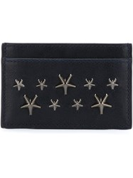 Jimmy Choo 'Dean' Card Holder Black