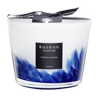 Baobab Feathers Touareg Scented Candle Blue