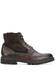 Lloyd Gilford Lace Up Ankle Boots 60
