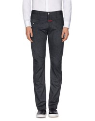 Marithe' F. Girbaud Le Jean De Marithe Francois Girbaud Trousers Casual Trousers Men Steel Grey