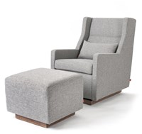 Gus Design Group Gus Sparrow Glider And Ottoman
