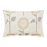 Sanderson Sundial Oxford Pillowcase Linen