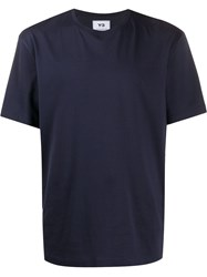 Y 3 Plain Basic T Shirt 60