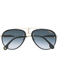 Carrera Glory Aviator Sunglasses Black