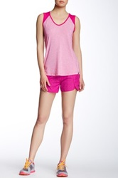 Brooks Pureproject Reflective Short Pink