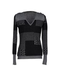 Gran Sasso Knitwear Jumpers Men Black