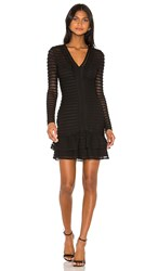 Parker Cozumel Dress In Black.