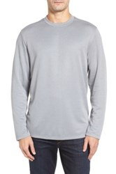 Tommy Bahama Double Diamond Crewneck T Shirt Gray