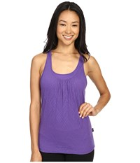 Prana Mika Top Ultra Violet Women's Sleeveless Purple