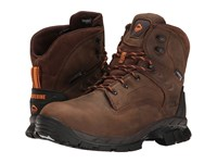 Wolverine Glacier Ice Composite Toe Boot Summer Brown Men's Work Boots