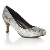Lotus Ardice Animal Print Courts Grey
