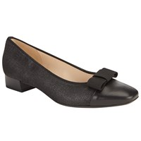 Peter Kaiser Nancie Square Toe Pumps Black