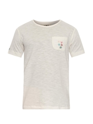 Ymc Embroidered Pocket T Shirt