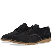 Red Wing Shoes 3304 Heritage Work Weekender Oxford Black
