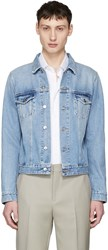 Harmony Blue Denim Dimitri Jacket