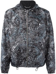 Versace 'Star Map' Blouson Jacket Black
