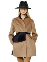 Yang Li Tailored Wool Coat