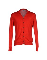 C.P. Company Knitwear Cardigans Men Red